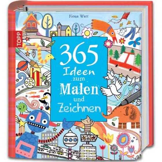365 Ideen Zum Malen Und Zeichnen Creativer