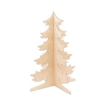 Holz Tannenbaum Groß.Tannenbaum Groß
