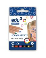 "Schminkstifte 6er Set ""Plus"""