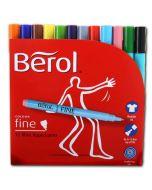 31441200 - Berol Colour Fine Filzstifte in Top Kiga-Qualität