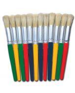 36337000 - Junior Brush Pinsel im 12er Set - ideal für kleine und größere Künstler!