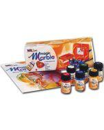 36361200 - Marmorierfarben Set