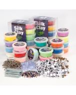 Silk Clay Sortiment