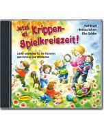 66073000 - Jetzt ist Krippen-Spielkreiszeit! - CD