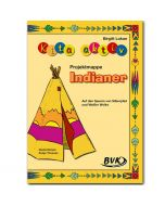 Kita aktiv: 'Projektmappe Indianer'