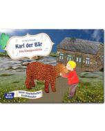 Bildkarten f. musikalisches Erzähltheater: Karl der Bär