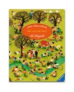 Mein Wimmelbuch: Bei uns im Dorf (großes Format)