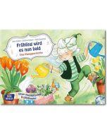 Frühling wird es nun bald (inkl. CD) (Bildkarten für unser musikalisches Erzähltheater)