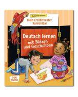 Mein Erzähltheater Kamishibai: Deutsch lernen mit Bildern und Geschichten