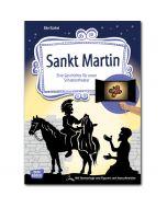 Sankt Martin (Geschichte für unser Schattentheater)