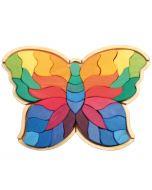 Legespiel Schmetterling