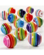 Regenbogen Perlenmix