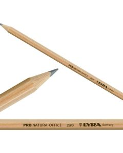 Office Bleistift 12er Set natur