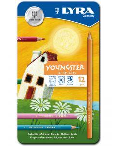 31143200 - Youngster 12er im praktischen Metalletui