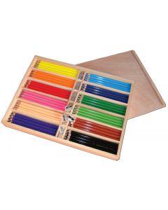 Creativix Dickkern Farbstift aus dem Hause Lyra in Top Kiga-Qualität!