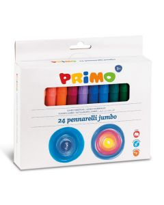 "Jumbo Filzstifte 24er Set ""Primo"""