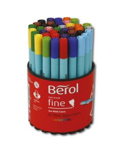 "Berol Colour ""Fine"" 42er Sortiment"