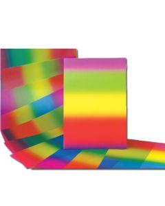 Transparentpapier 115 g Regenbogen
