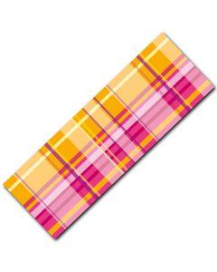 "Fotokarton 300 g Motiv: Karo ""Vichy"" pink"