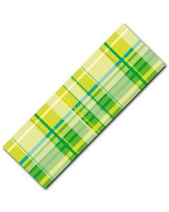 "Fotokarton 300 g Motiv: Karo ""Vichy"" grün"