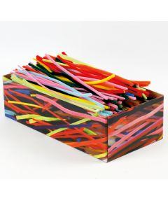 Pfeifenputzer Vorrat im Karton