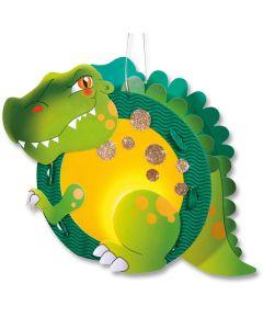Laternen Bastelset T-Rex