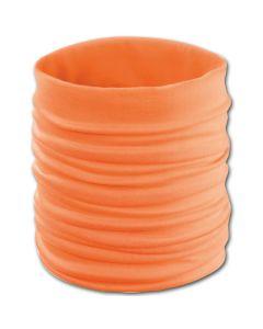 Erwachsenen-Rundschal orange 5x