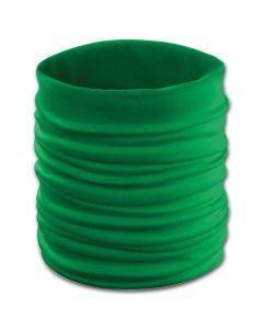 Kinder-Rundschal grün 25x