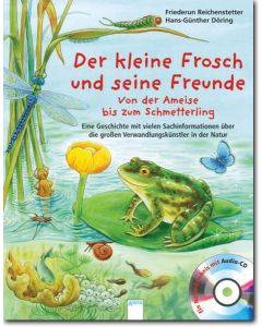 64928000 - Der kleine Frosch und seine Freunde