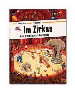 Im Zirkus - Eine Wimmelbilder-Geschichte