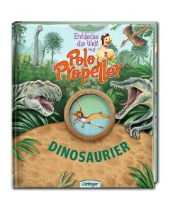 Entdecke die Welt mit Polo Propeller - Dinosaurier