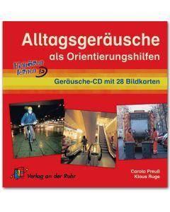 Alltagsgeräusche (Geräusche-CD mit 28 Bildkarten)