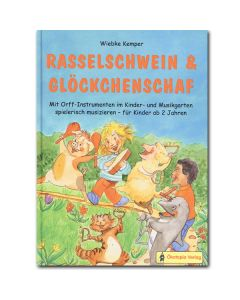 66103000 - Rasselschwein & Glöckchenschaf