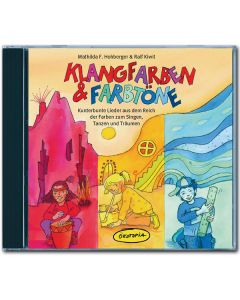 Klangfarben und Farbtöne (CD)