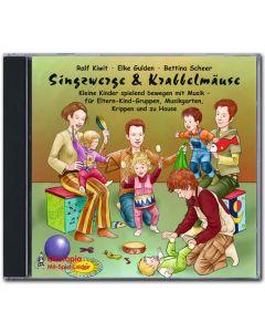 Singzwerge & Krabbelmäuse (CD)