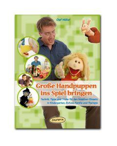 66376000 - Große Handpuppen ins Spiel bringen - die perfekte Grundlage für alle Handspielpuppen...