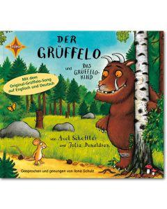 Der Grüffelo/das Grüffelokind (CD)