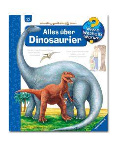 Wieso? Weshalb? Warum?: Alles über Dinosaurier