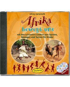 Afrika bewegt uns (Doppel-CD)