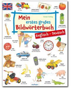 67288000 - Mein erstes großes Bilderwörterbuch Englisch-Deutsch