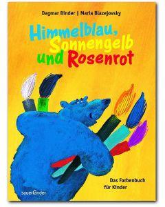 67347000 - Himmelblau, Sonnengelb und Rosenrot