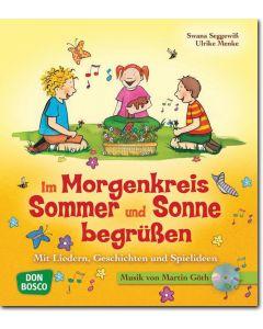 67369000 - Im Morgenkreis Sommer und Sonne begrüßen (inkl. CD)