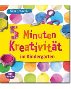 67371000 - 5 Minuten Kreativität im Kindergarten