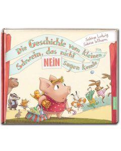 67387000 - Die Geschichte vom kleinen Schwein, das nicht Nein sagen konnte