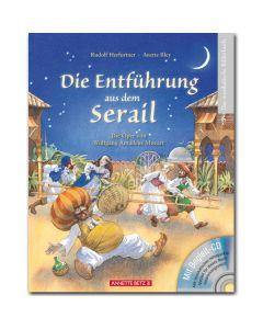 Die Entführung aus dem Serail (inkl. CD)