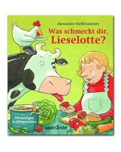 67445000 - Was schmeckt dir, Lieselotte?
