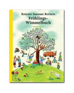 67683000 - Frühlings-Wimmelbuch