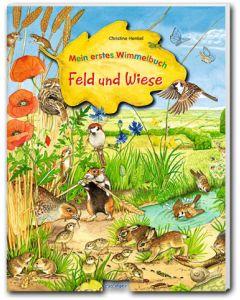 67942000 - Mein erstes Wimmelbuch - Feld und Wiese
