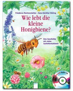 67991000 - Wie lebt die kleine Honigbiene?