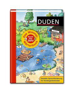 Duden - Das Wimmel-Wörterbuch: Durch das Jahr
